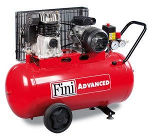 MK103-90-3 zuigercompressort Image