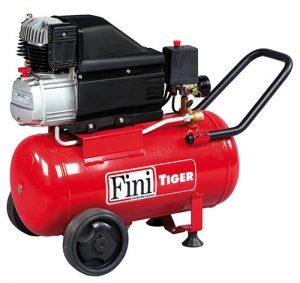 TIGER 285M zuigercompressor Image